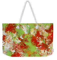 Potted Flowers Weekender Tote Bag