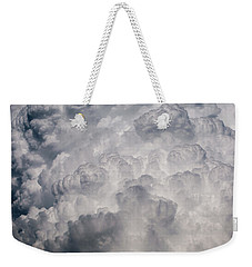 Powder Puff Weekender Tote Bag