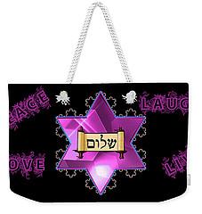 Prayers Weekender Tote Bag by EricaMaxine  Price
