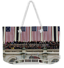 President George W. Bush Makes Weekender Tote Bag