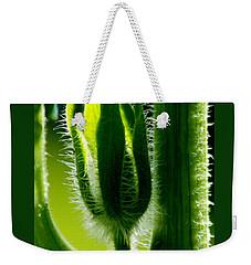 Prickly Affairs Weekender Tote Bag by Carol F Austin