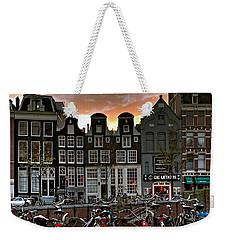 Prinsengracht 458. Amsterdam Weekender Tote Bag