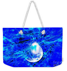 Prophecy - The Second Coming Of The Lord Weekender Tote Bag by Fania Simon