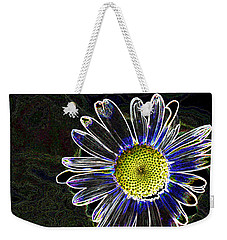 Psychedelic Daisy Weekender Tote Bag