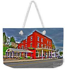 Purple Fiddle In Thomas Wv Weekender Tote Bag