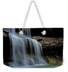 Quakertown Falls Weekender Tote Bag