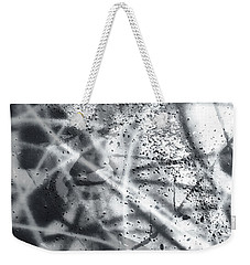 Quantum Light Weekender Tote Bag