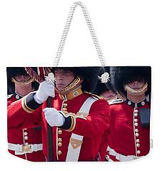 Queens Guards Weekender Tote Bag