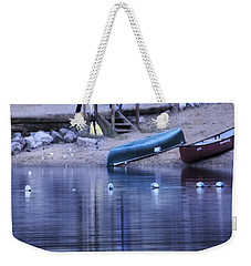 Quiet Canoes Weekender Tote Bag