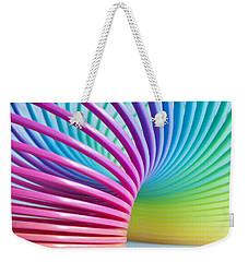 Rainbow 3 Weekender Tote Bag