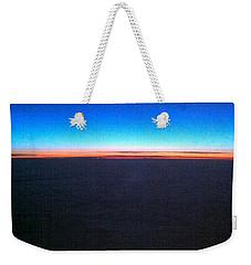 Rainbow Atlantic Weekender Tote Bag