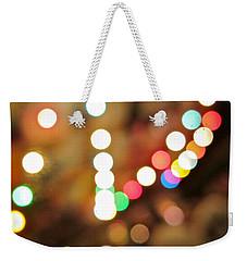 Rainbow Brights Weekender Tote Bag
