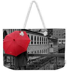Rainy Days In Ljubljana Weekender Tote Bag