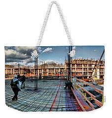 Raising Bedford Weekender Tote Bag