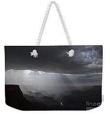 Rays In The Canyon Weekender Tote Bag