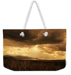 Reaching The Rockies Weekender Tote Bag