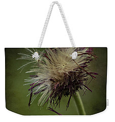 Weekender Tote Bag featuring the photograph Ready To Fly Away... by Clare Bambers