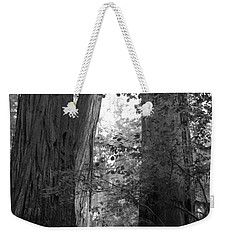 Redwood Pair Weekender Tote Bag