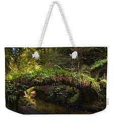 Reelig Bridge And Grotto Weekender Tote Bag