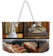 Reflections Of Spirit Weekender Tote Bag