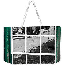 Reflections Of The Past Weekender Tote Bag