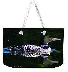 Reflections Weekender Tote Bag by Steven Clipperton