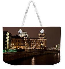 Reichstag Landscape Weekender Tote Bag by Mike Reid