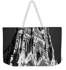 Reims Cathedral Weekender Tote Bag