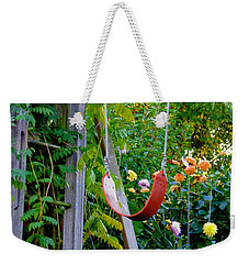 Weekender Tote Bag featuring the photograph Remember... by Rory Sagner