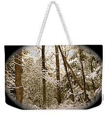 Remembering Narnia Weekender Tote Bag