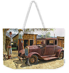 Retired Model T Weekender Tote Bag