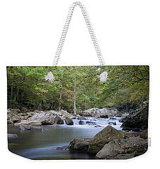 Richland Creek Weekender Tote Bag by David Troxel