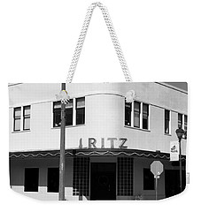 Ritz Building Eureka Ca Weekender Tote Bag