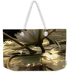 River Lily Weekender Tote Bag
