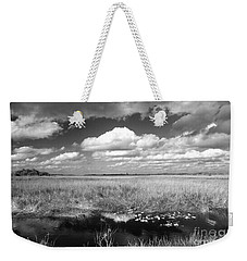 River Of Grass - The Everglades Weekender Tote Bag by Myrna Bradshaw