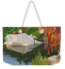 Rockport Quarry Reflection Weekender Tote Bag