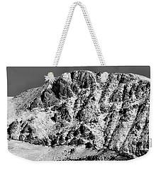 Rocky Mountain Ridges Weekender Tote Bag