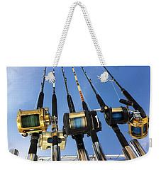 Rods Weekender Tote Bag