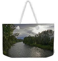 Rogue River In May Weekender Tote Bag