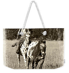 Round-up Weekender Tote Bag by Jerry Fornarotto