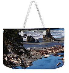 Ruby Beach IIi Weekender Tote Bag