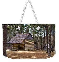 Rustic Living Weekender Tote Bag