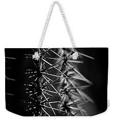 Saguaro Nights Weekender Tote Bag by Vicki Pelham