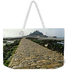 Weekender Tote Bag featuring the photograph Saint Michael's Mount by Lainie Wrightson