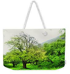 Salalah Green Weekender Tote Bag