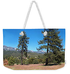 San Bernardino Forest Vista Weekender Tote Bag