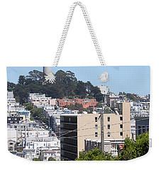 San Francisco Coit Tower Weekender Tote Bag