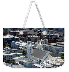 San Francisco St Francis Of Assisi Church Weekender Tote Bag