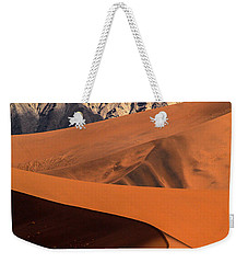 Sand And Stone Weekender Tote Bag