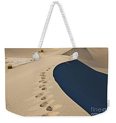 Sand Dune Weekender Tote Bag